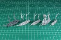 Black Seas - Schooners Squadron