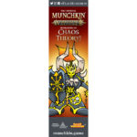 Munchkin Warhammer Age of Sigmar - Chaos Theory Promo Bookmark