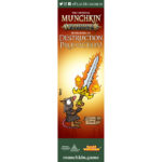Munchkin Warhammer Age of Sigmar - Destruction Production Promo Bookmark