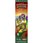 Munchkin Warhammer Age of Sigmar - Points of Order Promo Bookmark