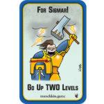 Munchkin Warhammer Age of Sigmar - For Sigmar Promocard