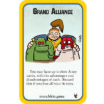 Munchkin Warhammer Age of Sigmar - Grand Alliance Promocard
