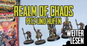 Realm of Chaos - Pelz und Hufen