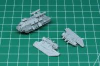 Aeronautica Imperialis - Imperial Navy Arvus Lighter