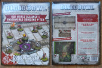 Blood Bowl - Old World Underworld Pitch