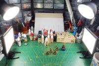 Light Studio Setup