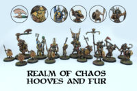 Realm of Chaos - Hooves and Fur