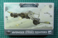 Aeronautica Imperialis - Avenger Strike Fighters