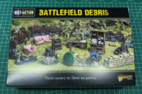 Bolt Action - Battlefield Debris