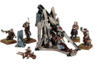 Warhammer Fantasy - Bretonnian Field Trebuchet