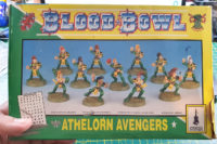 Blood Bowl - Athelorn Avengers
