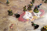Blood Bowl - Journey of the Maulers: Vultures in the sky