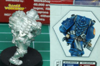 Oldhammer - Imperial Space Marine LE02