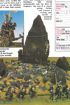 A Tale of Four Gamers - White Dwarf 222 Paul Sawyer Beastmen Herdstone