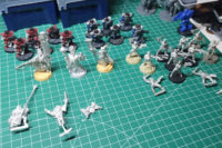 Sisters of Battle - Starting Lot