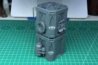 Necromunda - Zone Mortalis Columns and Walls