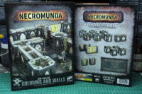 Necromunda - Zone Mortalis Columns and Walls