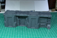 Necromunda - Zone Mortalis Platforms and Stairs