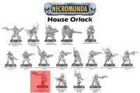 Necromunda - House Orlock