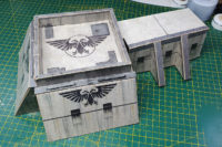 Warhammer 40.000 - Imperial Battle Bunker