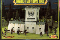 Warhammer 40.000 - Imperial Guard Command Tower