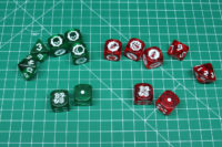 Blood Bowl - Season 2 Dice