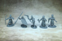 Frostgrave Ghost Archipelago - Tribals