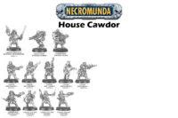 Necromunda - House Cawdor