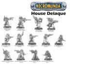 Necromunda - House Delaque