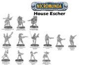 Necromunda - House Escher
