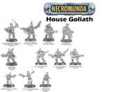 Necromunda - House Goliath