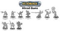 Necromunda - Hired Guns