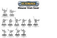 Necromunda - House Van Saar