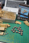 Tamiya - 1:48 US Modern 4x4 Utility Vehicle HUMVEE