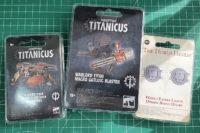 Forge World - Adeptus Titanicus