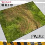 PWork Wargames - Gaming Mat