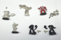 Warhammer 40.000 - Space Marine Charaktere