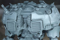 Adeptus Titanicus - Warmaster Titan with Plasma Destructors