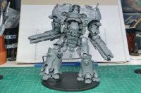 Adeptus Titanicus - Warmaster Titan