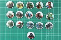 Kill Team - Armeebuttons