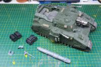 Warhammer 40.000 - Superheavy Tank