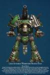Adeptus Titanicus - Legio Astraman Warbringer Titan