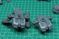Adeptus Titanicus - Reaver Titan Magnets
