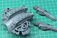 Adeptus Titanicus - Warlord Titan Magnets