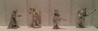 Black Hussar Miniatures - Franzosen in Kanada