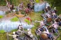 Mortal Gods - Heroes face the storm