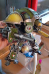 Warhammer 40.000 - Knight painted by Fred
