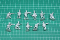 Brigade Games - British Rifles Veterans