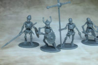 Oathmark - Skeleton Infantry
