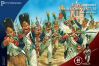 Perry Miniatures - Elite Companies French Infantry 1807-14